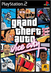 Grand Theft Auto - Vice City (PLAYSTATION2)