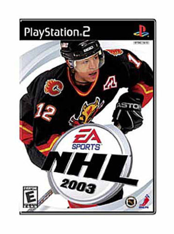 NHL 2003 (PLAYSTATION2) PLAYSTATION2 Game