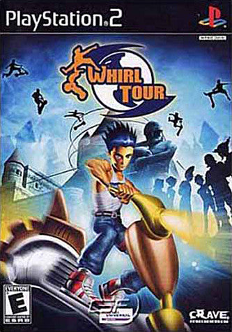 Whirl Tour (Limit 1 copy per client) (PLAYSTATION2) PLAYSTATION2 Game