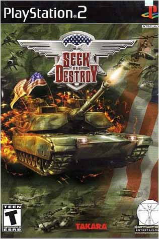 Seek And Destroy (PLAYSTATION2) PLAYSTATION2 Game