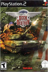 Seek And Destroy (PLAYSTATION2)