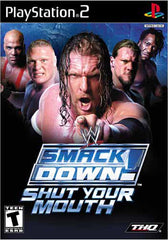 WWE Smackdown! - Shut Your Mouth (PLAYSTATION2)