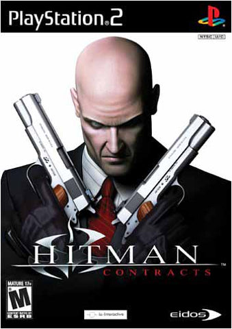 Hitman - Contracts (PLAYSTATION2) PLAYSTATION2 Game