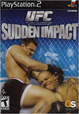 UFC - Sudden Impact (PLAYSTATION2) PLAYSTATION2 Game