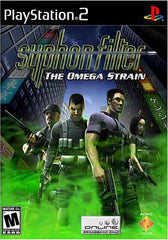 Syphon Filter - The Omega Strain (Limit 1 copy per client) (PLAYSTATION2)