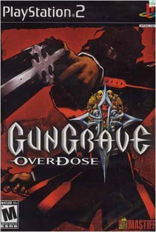 GunGrave - OverDose (PLAYSTATION2) PLAYSTATION2 Game