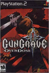 GunGrave - OverDose (PLAYSTATION2)