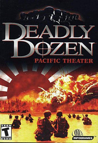 Deadly Dozen - Pacific Theater (Limit 1 copy per client) (PC) PC Game