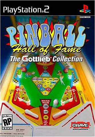 Pinball Hall of Fame - The Gottlieb Collection (PLAYSTATION2) PLAYSTATION2 Game