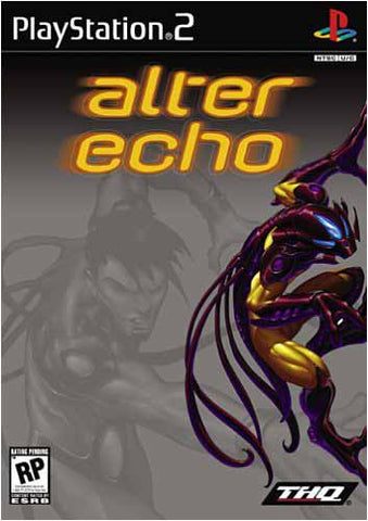 Alter Echo (PLAYSTATION2) PLAYSTATION2 Game