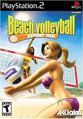 Summer Heat Beach Volleyball (PLAYSTATION2)