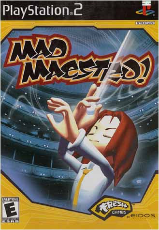 Mad Maestro! (PLAYSTATION2) PLAYSTATION2 Game