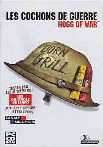 Les Cochons de Guerre (French Version Only) (PC) PC Game