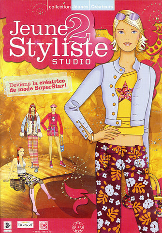 Jeune Styliste Studio 2 (French Version Only) (PC) PC Game