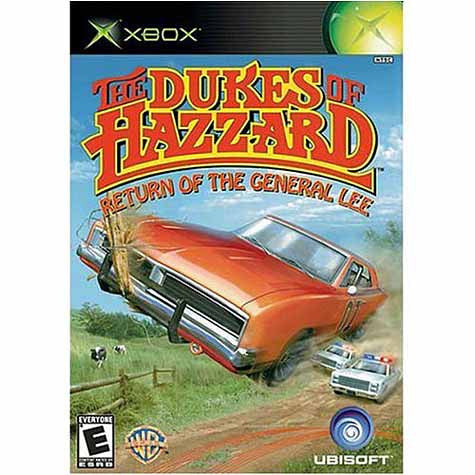 Dukes of Hazzard - Return of the General Lee (XBOX) XBOX Game