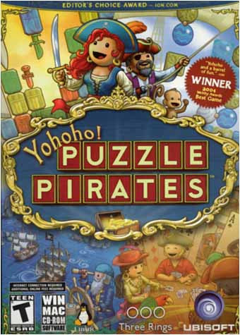 Yohoho! - Puzzle Pirates (Win / Mac) (PC) PC Game
