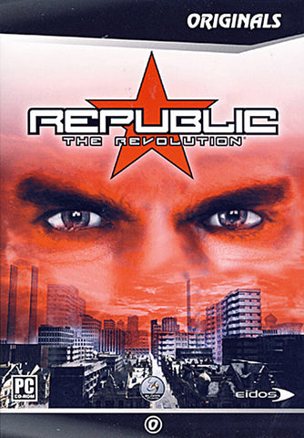 Republic - The Revolution (European) (PC) PC Game