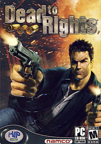 Dead to Rights (Limit 1 copy per client) (PC) PC Game