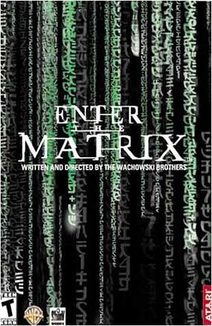 Enter the Matrix (PC) PC Game