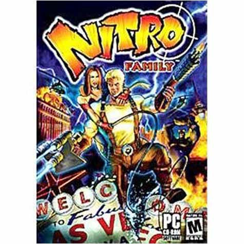 Nitro Family (PC) PC Game