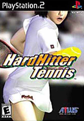 Hard Hitter Tennis (PLAYSTATION2) PLAYSTATION2 Game