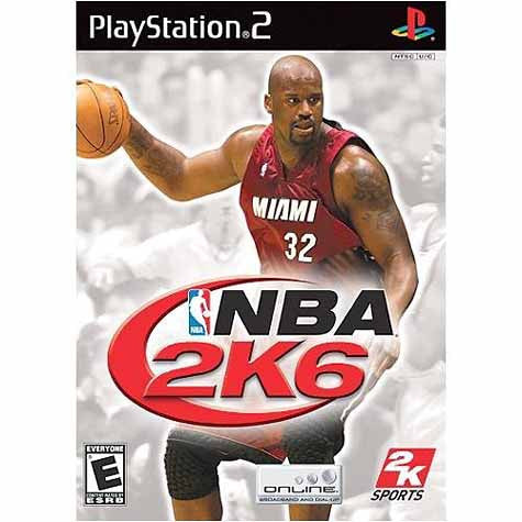 NBA 2K6 (PLAYSTATION2) PLAYSTATION2 Game