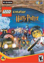 LEGO Creator Harry Potter (Jewel Case) (PC)