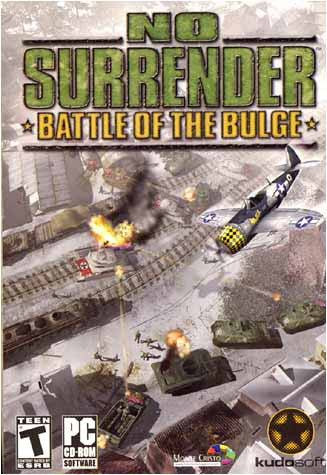 No Surrender - Battle of the Bulge (PC) PC Game