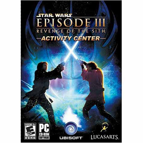 Star Wars - Episode 3: Revenge of the Sith - Activity Center (PC) PC Game