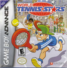 World Tennis Stars (GAMEBOY ADVANCE)