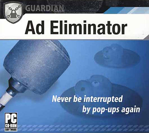 Guardian AD Eliminator (Jewel Case) (PC) PC Game