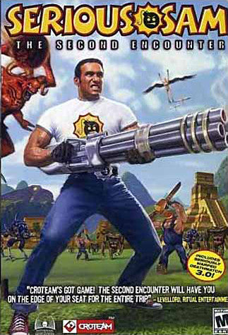 Serious Sam - The Second Encounter (Jewel Case) (PC) PC Game