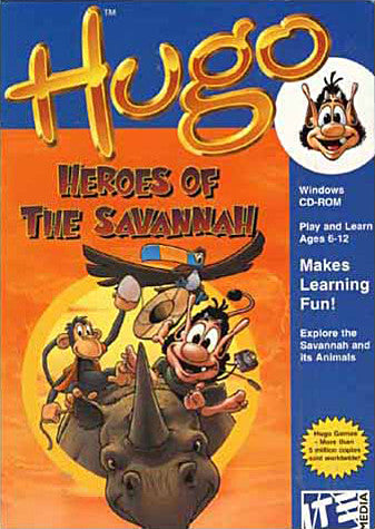Hugo - Heroes of the Savannah (PC) PC Game