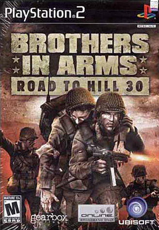 Brothers in Arms - Road to Hill 30 (PLAYSTATION2) PLAYSTATION2 Game