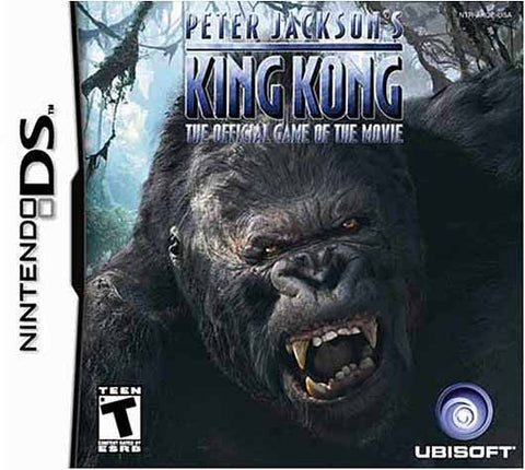 Peter Jackson's King Kong (DS) DS Game