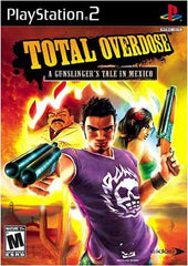Total Overdose - A Gunslinger's Tale In Mexico (PLAYSTATION2)