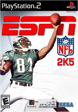 ESPN NFL 2K5 (PLAYSTATION2) PLAYSTATION2 Game