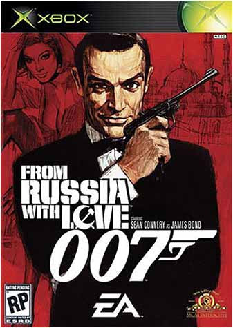 007 - From Russia with Love (XBOX) XBOX Game