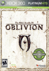 The Elder Scrolls IV - Oblivion (XBOX360)