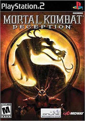 Mortal Kombat - Deception (PLAYSTATION2)