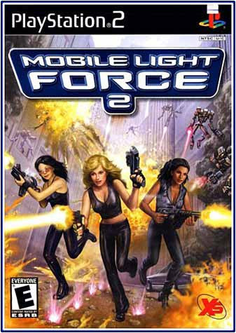 Mobile Light Force 2 (PLAYSTATION2) PLAYSTATION2 Game