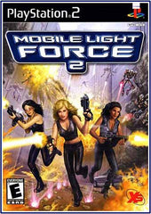 Mobile Light Force 2 (PLAYSTATION2)