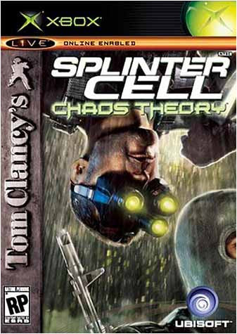 Tom Clancy's Splinter Cell - Chaos Theory (XBOX) XBOX Game