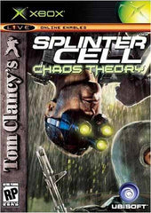 Tom Clancy's Splinter Cell - Chaos Theory (XBOX)