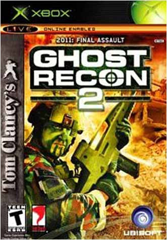 Tom Clancy's Ghost Recon 2 - 2011: Final Assault (XBOX) (USED) XBOX Game