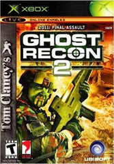 Tom Clancy's Ghost Recon 2 - 2011: Final Assault (XBOX) (USED)