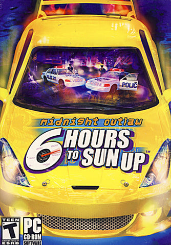 Midnight Outlaw - Six Hours to Sun Up (PC) PC Game