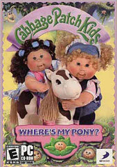 Cabbage Patch Kids - Where's My Pony? (PC)