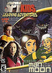 Spy Kids Learning Adventures - The Man In The Moon (PC)