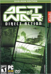 Act of War - Direct Action (DVD ROM Edition) (Limit 1 copy per client) (PC)
